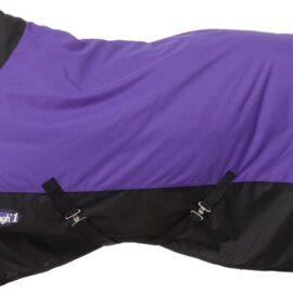 Tough-1 1200D Snuggit Turnout 200g 84In Purple