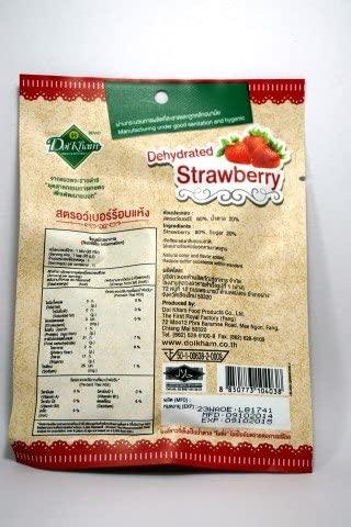 Dehydrated Strawberry