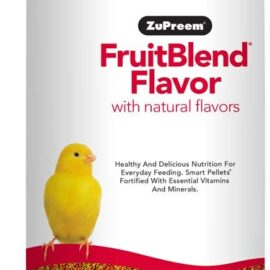 Zupreem 230305 Fruitblend X-Small Canary/Finch Food, 14-Ounce