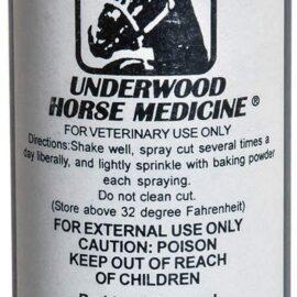 Underwood Horse Medicine Topical Wound Spray 16oz