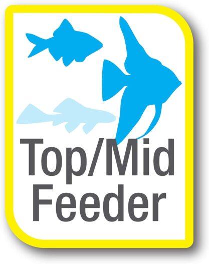 TetraFin Balanced Diet Goldfish Flake Food for Optimal Health