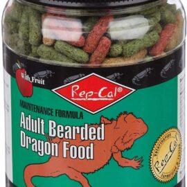 Rep-Cal Maintenance Formula Adult Bearded Dragon Food with Fruit
