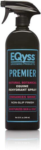 Eqyss Premier Equine Spray - Coat, Mane, and Tail Moisturizer