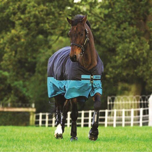 Horseware Mio Medium Turnout Blanket 78 Black