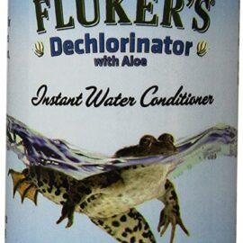 Fluker's 42000 Reptile Aloe Dechlorinator, 8-Ounce