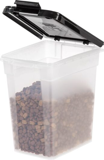 IRIS USA Airtight Pet Food Container