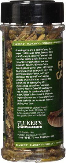 Fluker's Freeze-Dried Grasshoppers