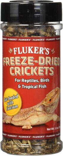 Fluker's 72025 Freeze Dried Crickets, 1.2oz