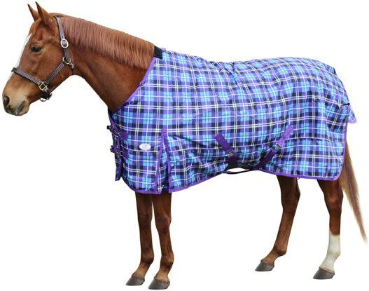 Derby Originals Wind Storm 1200D Ripstop Waterproof Reflective Winter Horse Turnout Neck Cover Hood 150g Medium Weight