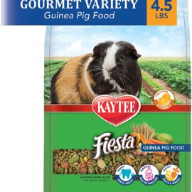 Kaytee Fiesta Guinea Pig Food(4.5 pounds)